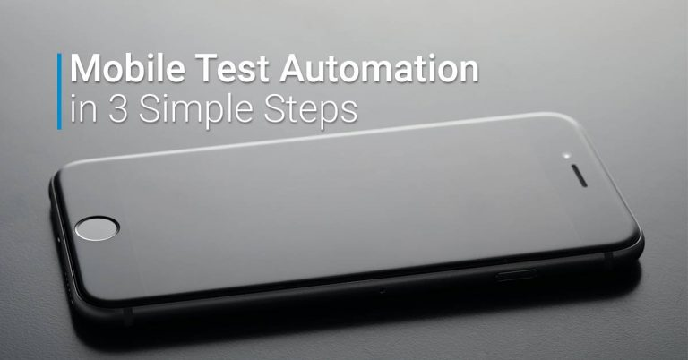 Mobile Test Automation made simple with Cucumber