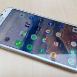 Samsung Galaxy s5 used for mobile test automation