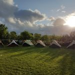 Wopsie Topsie Kinderkamp 2017 's new tents