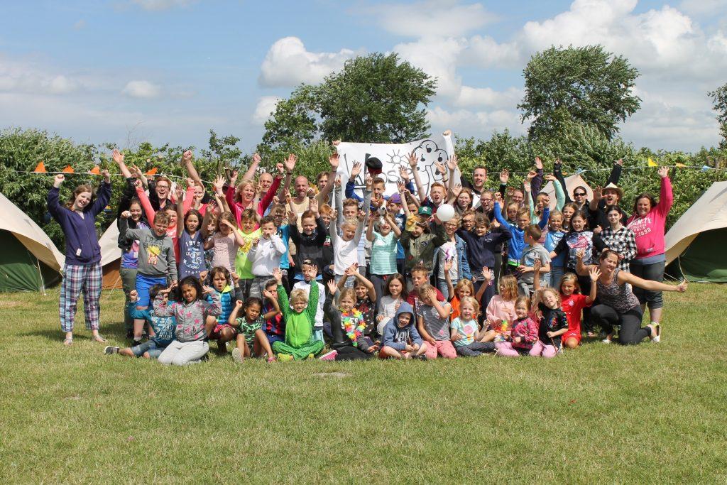 Wopsie Topsie Kinderkamp 2017