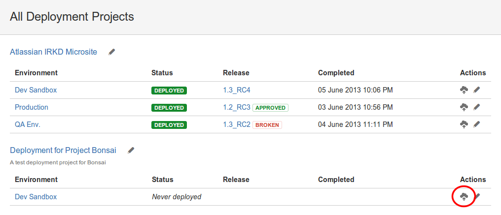 Deploying branches on Atlassian Bamboo
