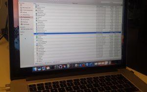 Testing Mac OSx
