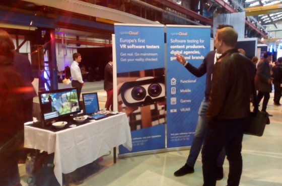 spriteCloud at VR Days 2017