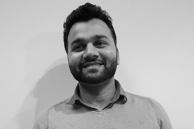 Shivendra Singh from spriteCloud