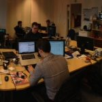 spriteCloud's old office in Leiden
