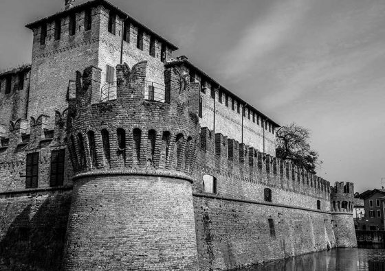 Like a castle, DevOps security is meant to secure your development.