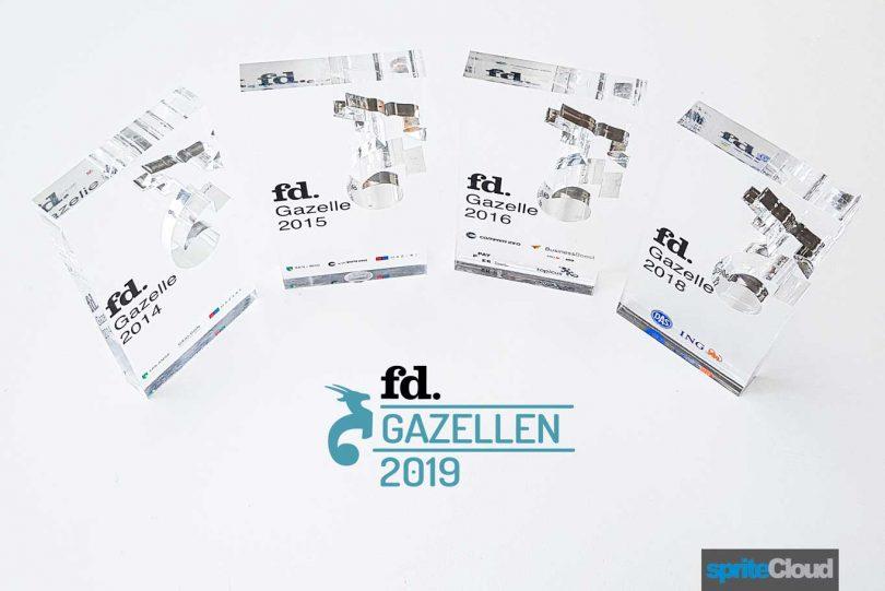 FD Gazellen 2019 has been awarded