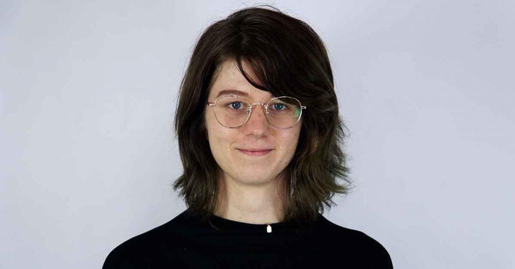 Marianne Uhl our new intern