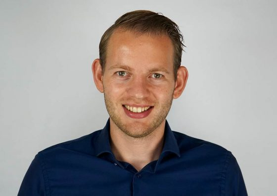 Getting to know us: Justin Kruisdijk, our new Business Development Manager