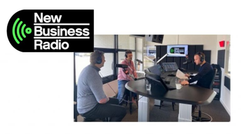 spritespriteCloud founders on Let's Talk Business on New Business Radio